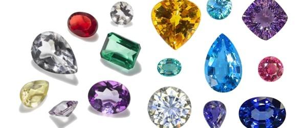 تشخیص و صدور شناسنامه سنگهای قیمتی و فروش سنگهای قیمتی