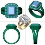 نرم افزار تخصصی طراحی جواهرات