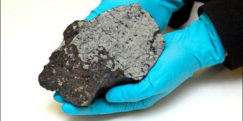 شهاب سنگ  Meteorite