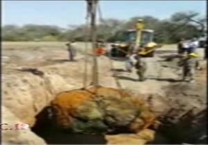 کشف دومین شهاب سنگ بزرگ زمین در آرژانتین